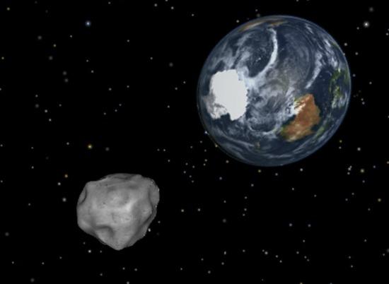 asteroids NASA