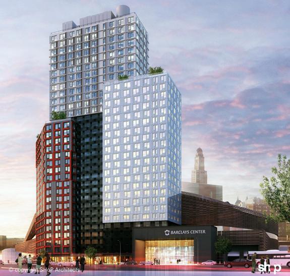 SHoP Architects Atlantic Yards