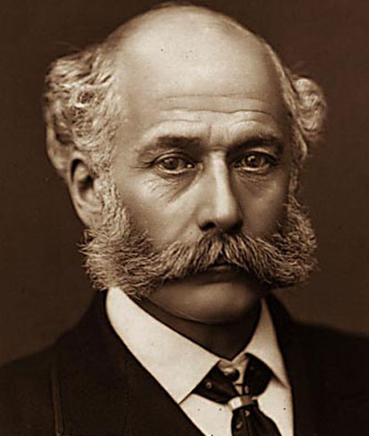Sir Joseph Bazalgette was responsible for what were arguably the most important civil engineering works completed in London during the nineteenth century. His new sewage system cleared the Thames of filth and saved the city from stench and worse, as well as providing London with a new landmark: the Embankment, which still runs along theThames, was built to cover over Bazalgette's new super-sewers as they carried the city's effluent safely east towards the sea.