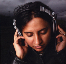 DJ Rekha - Image courtesy of Ego Magazine