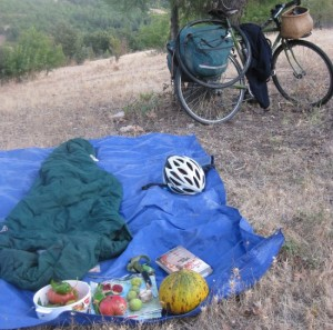 Wild camping is first-class lodging in rural Turkey, where dinner is had in bed and nights are passed beneath the stars.