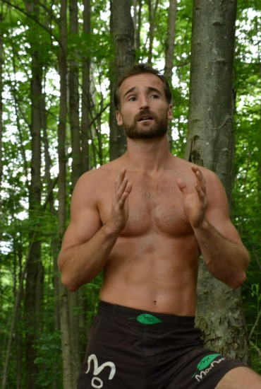 Backwoods Workouts With the World's Fittest Man   Travel