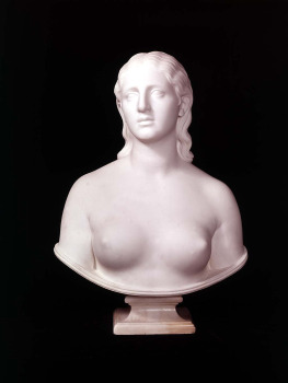 Eve Disconsolate, by Hiram Powers.