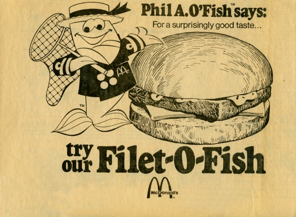 The Fishy History of the McDonald's Filet-O-Fish Sandwich | Arts & Culture  | Smithsonian