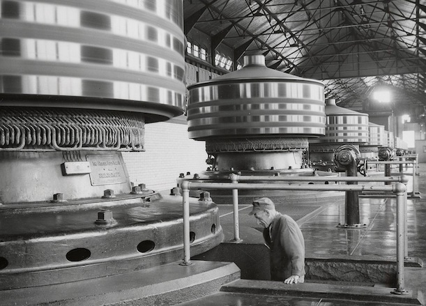 Tesla at the Smithsonian: The Story Behind His Genius | At ... Hoover Dam Diagram