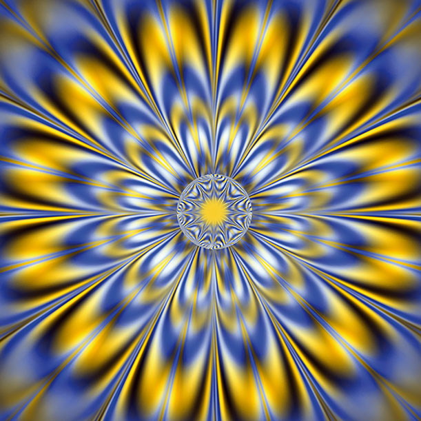 Closed-eye hallucination