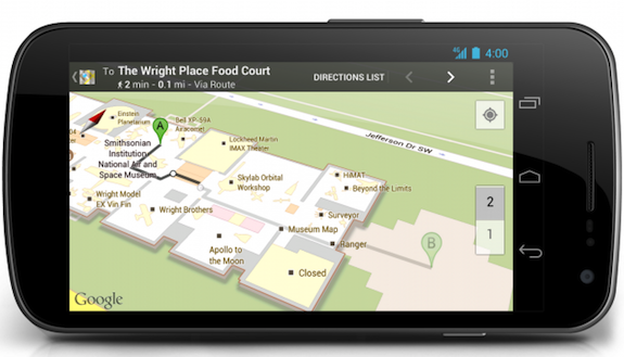Smithsonian Gets Google Mapped | At the Smithsonian ... on