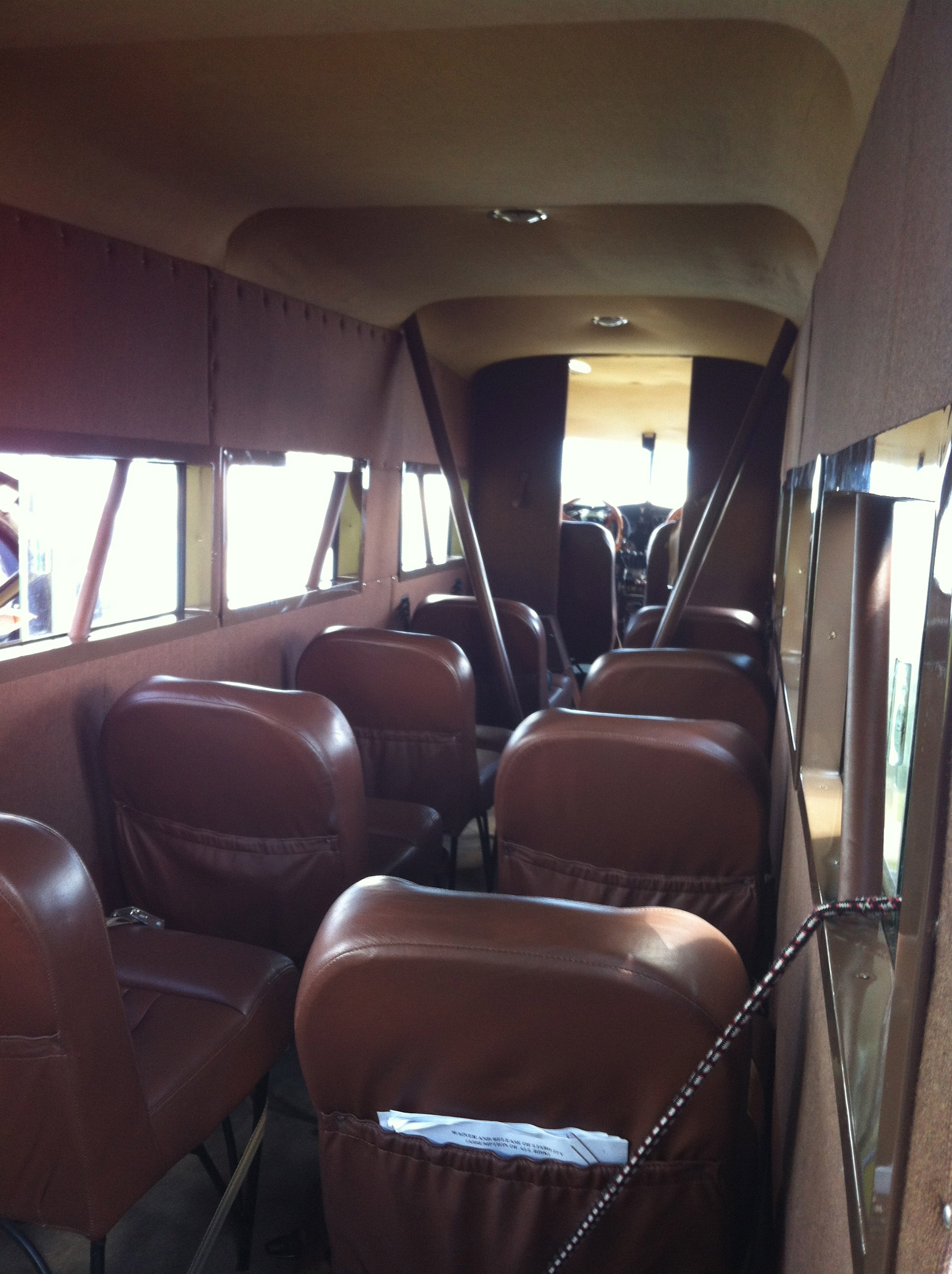 Flying an 80 year old plane daily planet air space for Images of interior