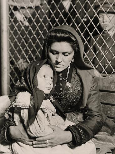 Italian immigrant