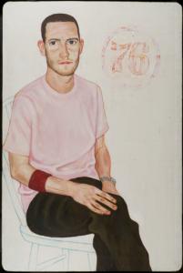 Jim by Rebecca Westcott (2003) / Jim Houser, Philadelphia, PA / NPG, SI