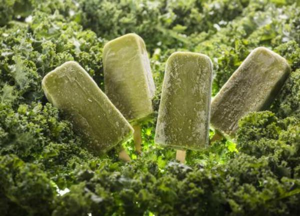 kale pops