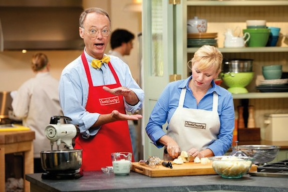 Christopher Kimball And Test Kitchen Chefs Young