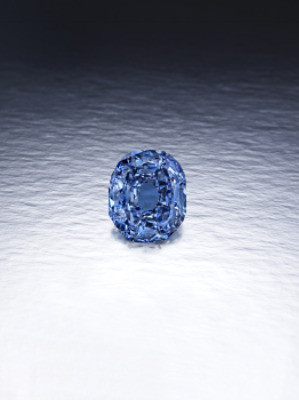 Wittelsbach-Graff Diamond. Image courtesy of Graff.