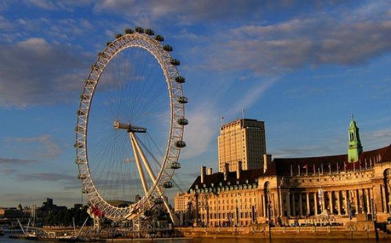 smart cities London Olympics