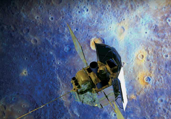 messenger space mission - photo #16