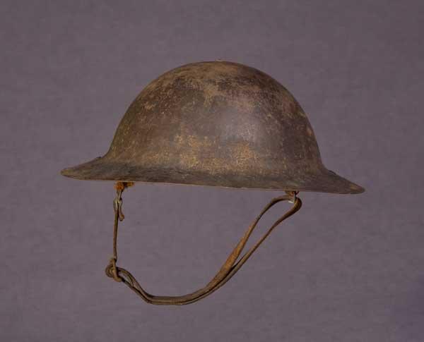 WWI helmet