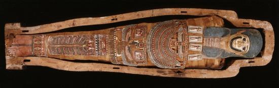 Egyptian Mummification Rituals Uncovered at Natural History | At ...
