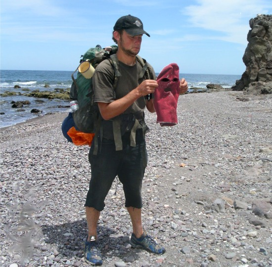 8b56d80b0 Beachcombing in Baja turns up the unexpected as the author
