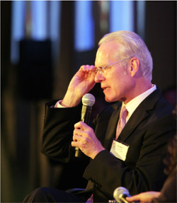 Tim Gunn, of Project Runway fame, will be speaking at the Teen Design Fair. Photo by Richard Patterson. Courtesy of Cooper-Hewitt, National Design Museum.