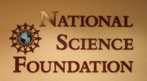 The National Science Foundation is one of many organizations that fund dinosaur research. From Flickr user hilarymason.