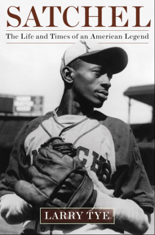 Satchel Paige, the subject of Larry Tye's new book, is a baseball legend. Image courtesy of the museum.