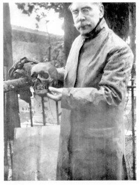 Smithsons skull