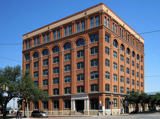 Texas Schoolbook Depository Dallas