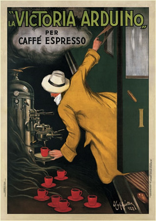 The long history of the espresso machine arts culture smithsonian - Machine a cafe vintage ...