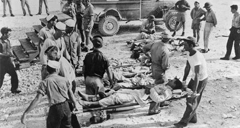 Indianapolis survivors