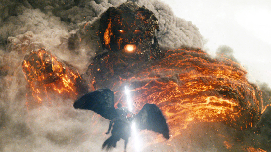 Wrath Of The Titans Monsters Mining Greek Myths for...