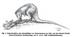 Abel's Tyrannosaurus