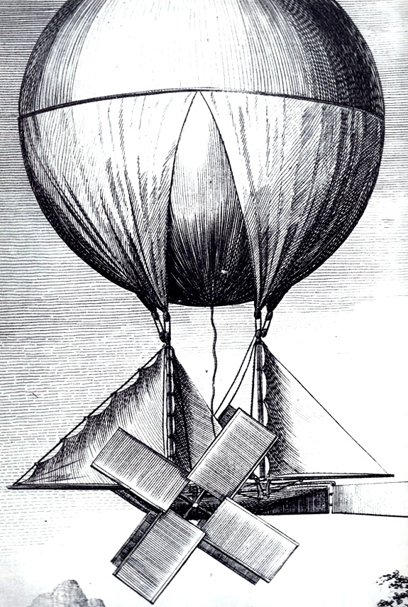 aeronautic chariot