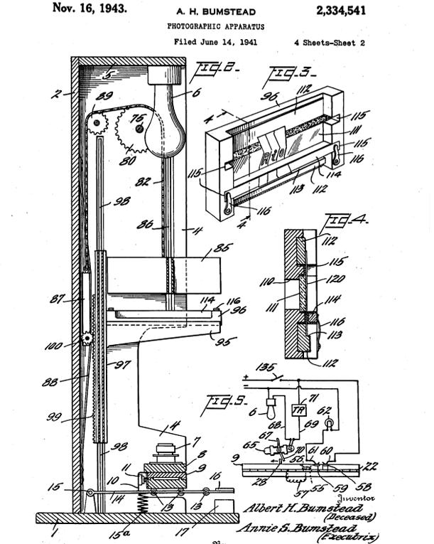 albert bumstead patent