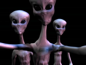 What should we say to extraterrestrials? (Courtesy of flickr user Darren Hester)