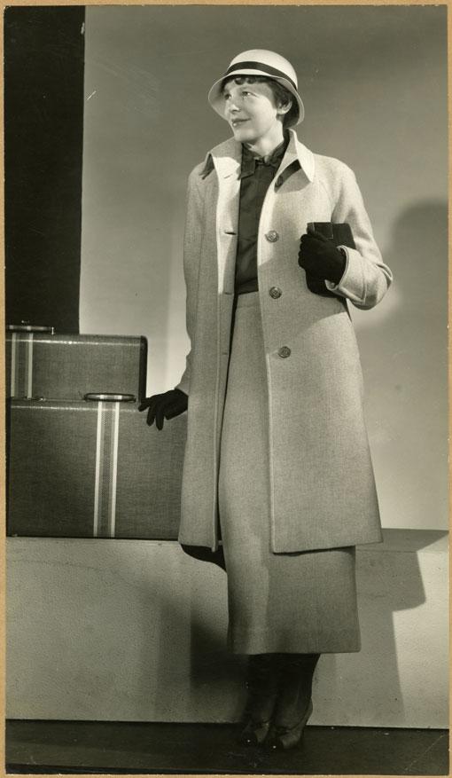 Amelia Earhart's Fashion Line