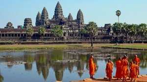 Angkor Wat (courtesy of flickr user tylerdurden1)