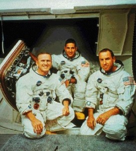 The Crew of the Apollo 8, Courtesy of NASA