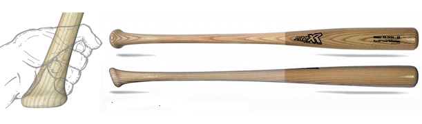 ProXR baseball bat