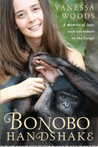 Bonobo Handshake, by Vanessa Woods