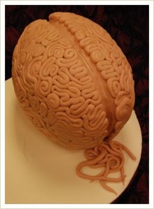 It's cake, not cannibalism. (Courtesy of Cake Wrecks)