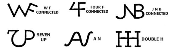 brand-ligatures
