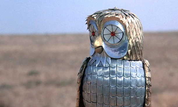 bubo owl clash of the titans