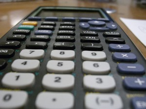 Busy calculators after Iran's election (courtesy of flickr user Sunshine Rabbit)