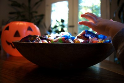 Halloween candy, courtesy of Flickr user S P Photography