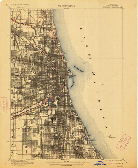 A Treasure Trove Of Old Maps At Your Fingertips Travel Smithsonian - Us geological survey topographic maps for sale