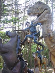 Dinosaur Kingdom, courtesy of Flickr user Mr. Kimberly