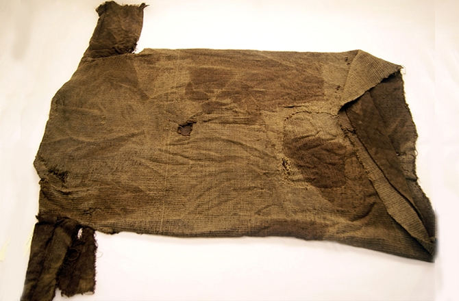Melting Glaciers Are Liberating Ancient Clothes, Like This ...