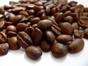 Coffee beans, courtesy of Flickr user eyeore2710