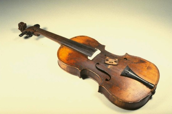 Solomon Conn's violin diary