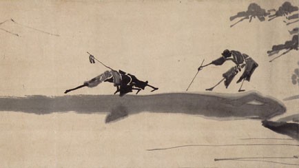 Japanese Ink Paintings from the Gitter-Yelen Collection at the Museum of Fine Arts, Boston